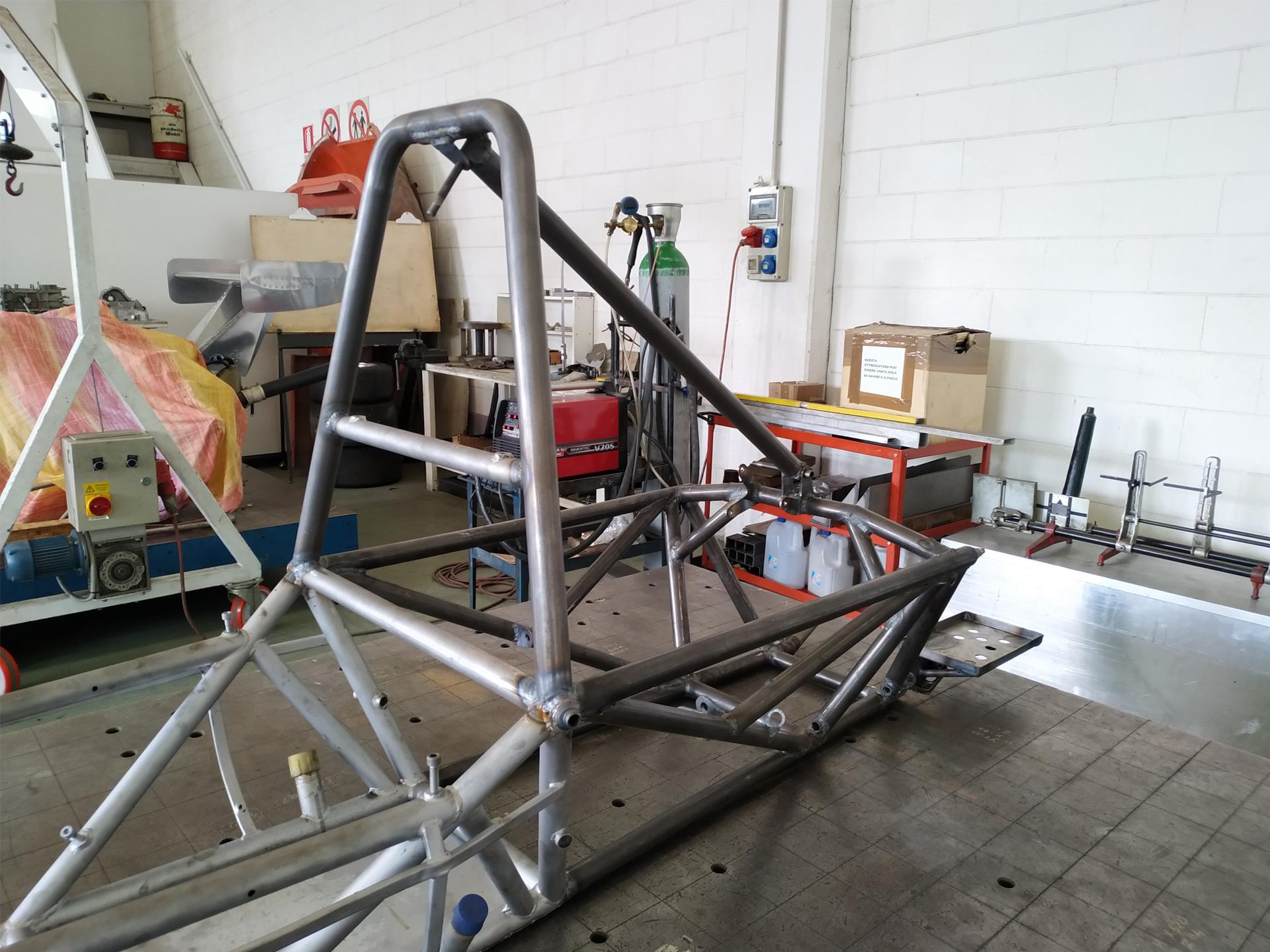Riparazione Formula Italia SE025